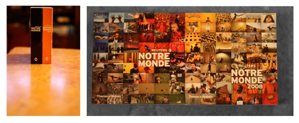 notre monde 2008 2009 Reuters