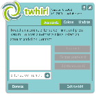 twhirl account manager